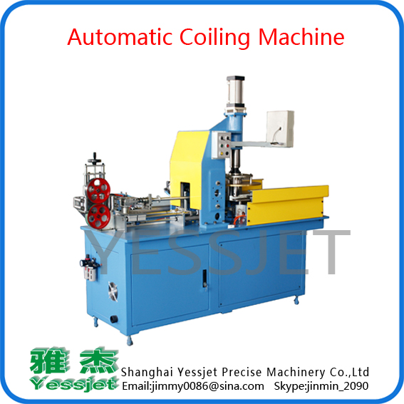 Auto-Coiling Machine